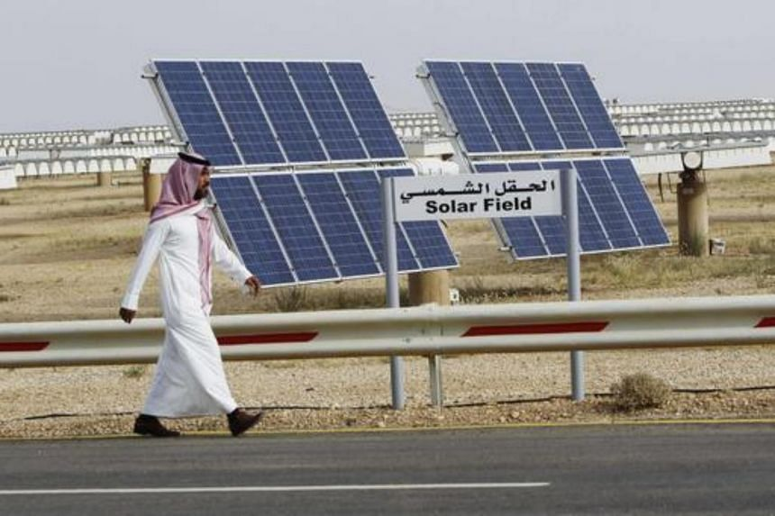 Saudi Arabia and other Gulf monarchies have been examining ways to cut their energy bills and diversify their power sources away from oil, their main export commodity.