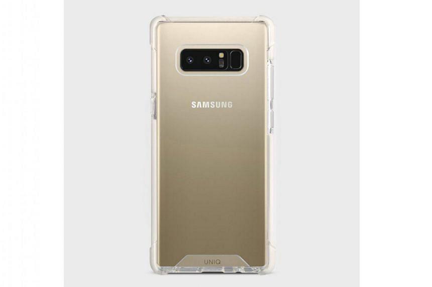 Uniq Combat for Samsung Galaxy Note8