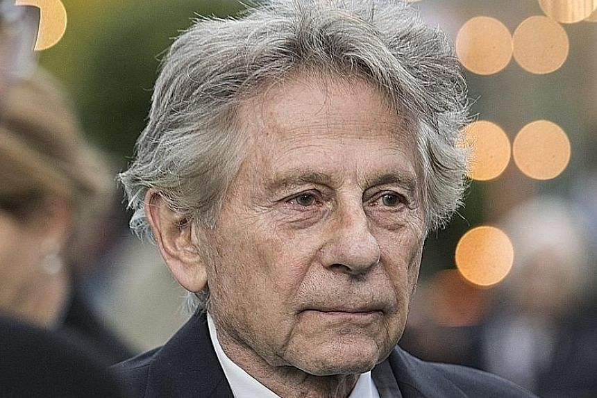Renate Langer (right) says French-Polish film director Roman Polanski (above) raped her at a house in Gstaad in 1972, when she was 15.