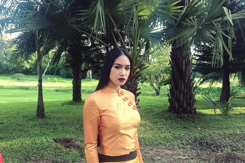 Pageant denies Rohingya video led to beauty queen's