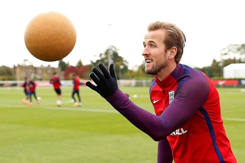 Tottenham Hotspur striker Harry Kane has scored 13 goals in his last eight appearances for club and country. His importance to England has seen him receive the captain's armband.