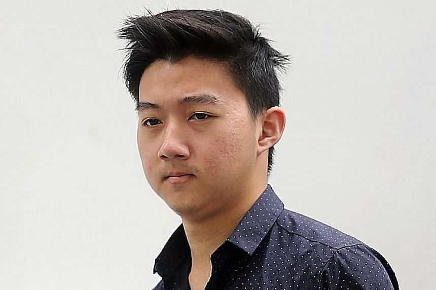 Herman Shi Ximu had been warned for speeding five months before the collision in Kallang.