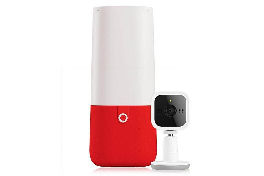 Aristotle, a smart home hub aimed specifically at kids, made by Mattel's Nabi brand.