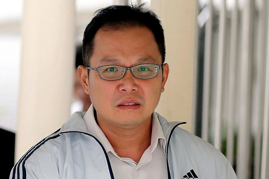 Secondary school teacher Daniel Wong Mun Meng was convicted on Thursday (Oct 5).