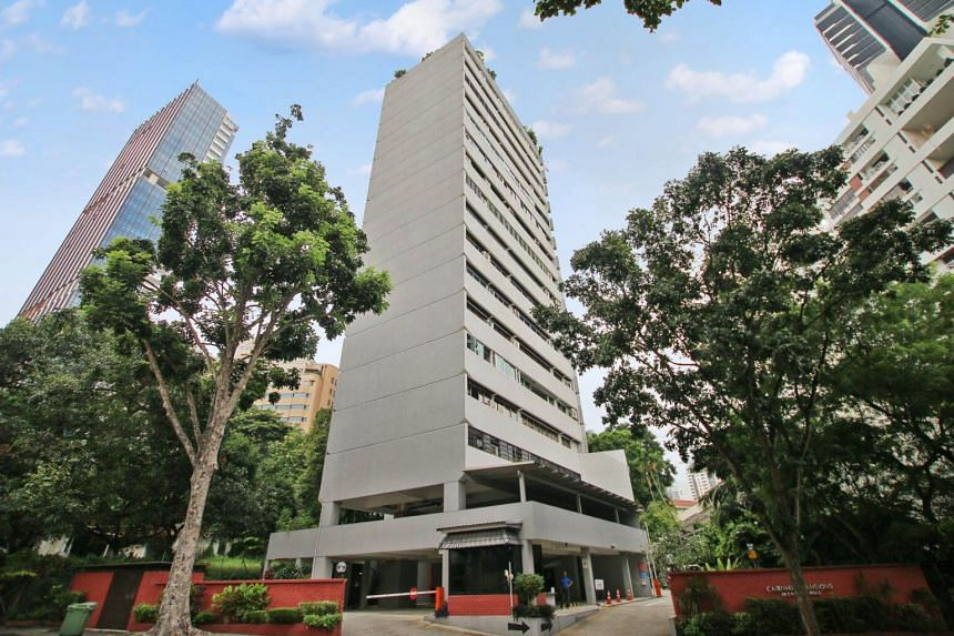 The 61-apartment freehold condominium Cairnhill Mansions in Cairnhill Road has announced its fifth collective-sale attempt.