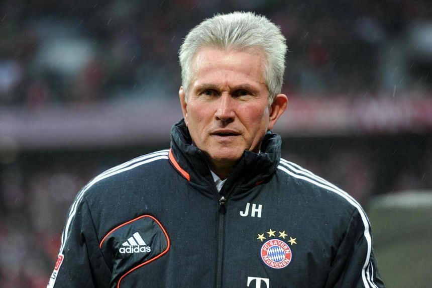 Treble-winning coach Jupp Heynckes led Bayern to the domestic league and Cup double and the Champions League title in 2013 but then had to make way for Spaniard Pep Guardiola.