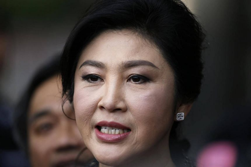 Former prime minister Yingluck Shinawatra fled abroad in August fearing that the military government, set up after a coup in 2014, would seek a harsh sentence.
