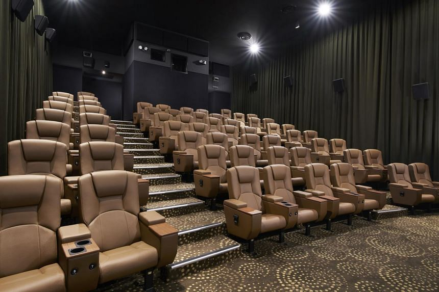 GV Paya Lebar has eight halls, including a premium-class Duo Deluxe auditorium. It will also feature a laser projection system, a first for a local cinema.