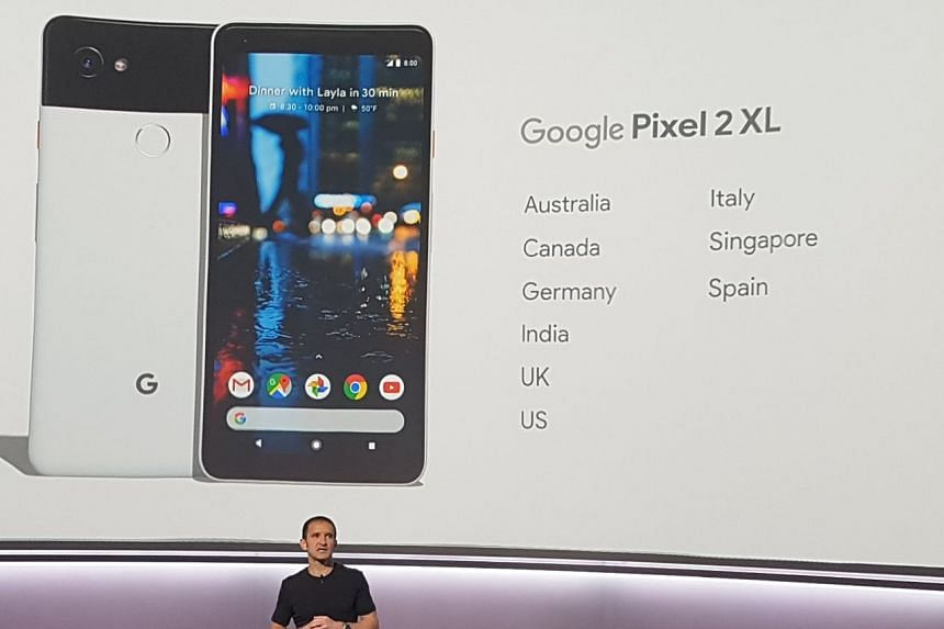 The new 6-inch smartphone will be available here on Nov 15.