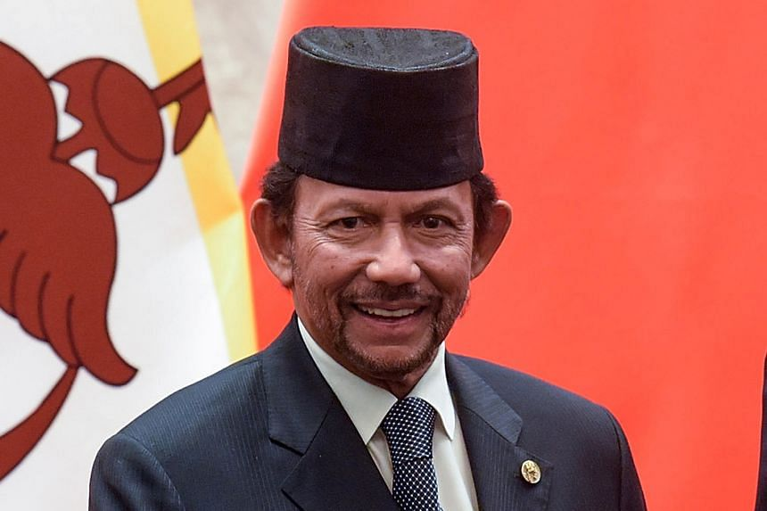 Brunei Sultan Hassanal Bolkiah marks the 50th anniversary of his accession to the throne today.