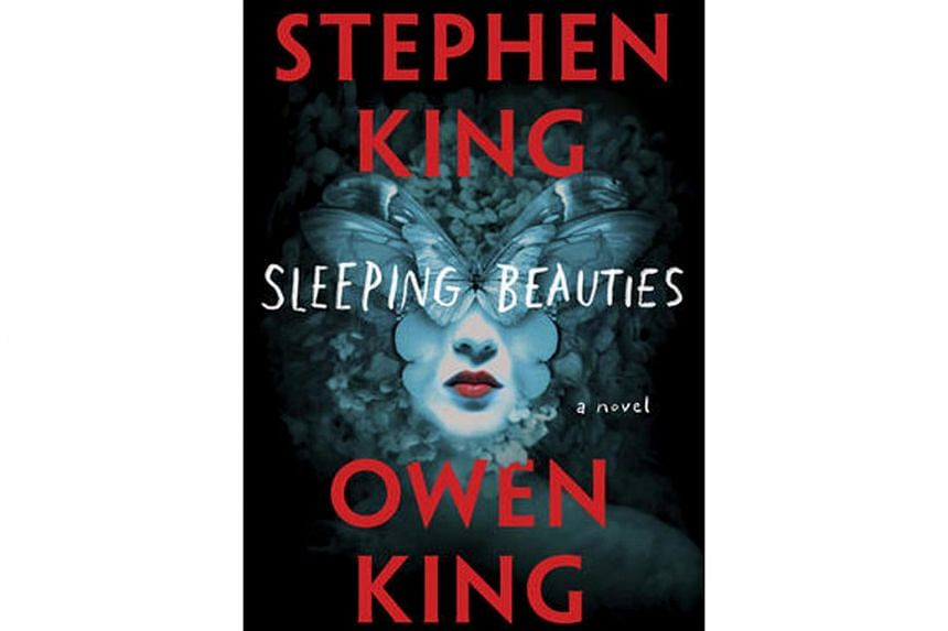 The book cover of Sleeping Beauties by Stephen King.