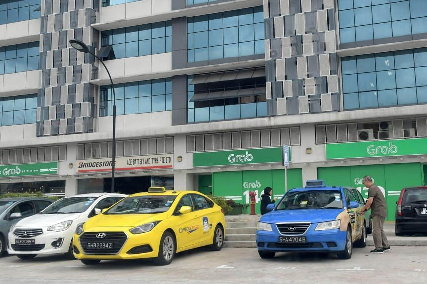 Last month, Grab began offering ComfortDelGro cabbies aggressive rental discounts to join one of its partner taxi firms, or to sign up as a driver with its private-hire car service GrabCar.