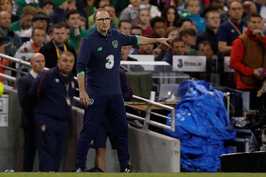Ireland manager Martin O'Neill has enjoyed a successful spell after succeeding Italian coach Giovanni Trapattoni in 2013.