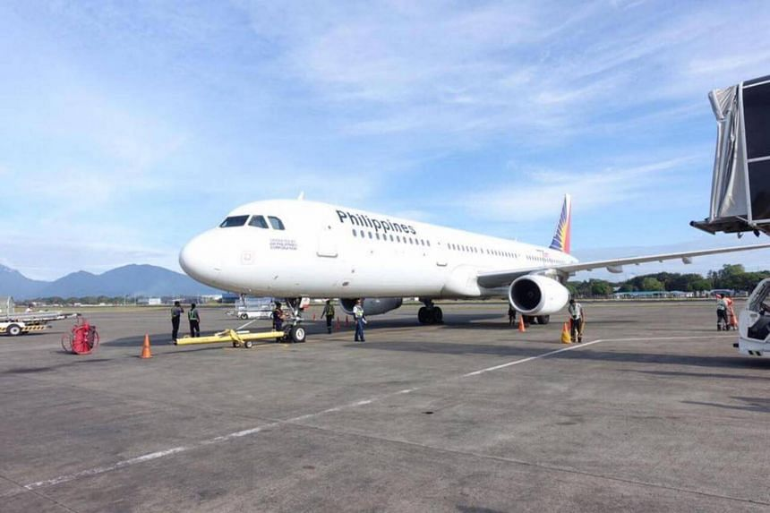 """Flag carrier Philippine Airlines also committed to """"keep all transactions updated and current"""" with the aviation and airport authorities."""