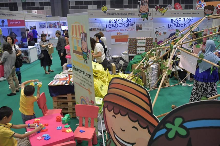 More than 1,200 pre-school educators attended the Early Childhood Conference organised by the Early Childhood Development Agency (ECDA) and held at the Suntec Singapore Convention & Exhibition Centre.