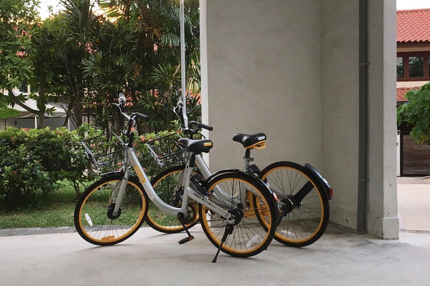 Bike-sharing firms will have to ensure that their bicycles are parked within designated zones in Housing Board estates, parks and park connectors, and at MRT stations and bus stops by the end of the year.
