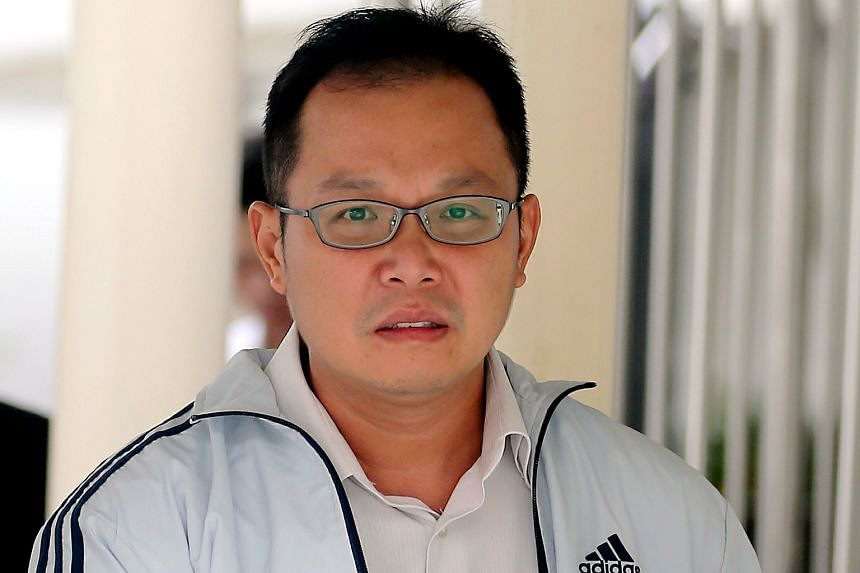 Secondary school teacher Daniel Wong Mun Meng has been suspended from duty since December 2015. He is out on bail and will be sentenced at a later date.