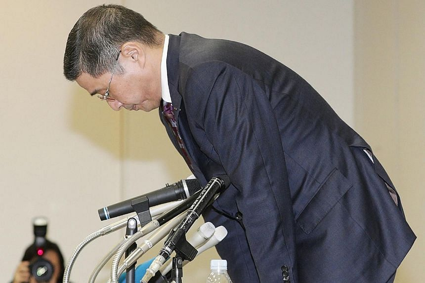 Nissan Motor's chief executive, Mr Hiroto Saikawa, said the company was investigating how the inspections took place.