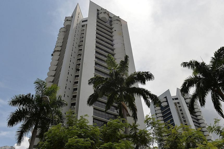 Collective sales of residential sites, including that of Amber Park (above), have hit $5.2 billion across 25 deals this year, putting 2017 as the third-biggest year of sales en bloc after 2007 and 2006.