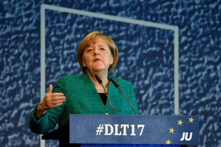 German Chancellor Angela Merkel won a fourth term in the September 24 vote but the far-right Alternative for Germany (AfD) poached one million votes from her conservative bloc.