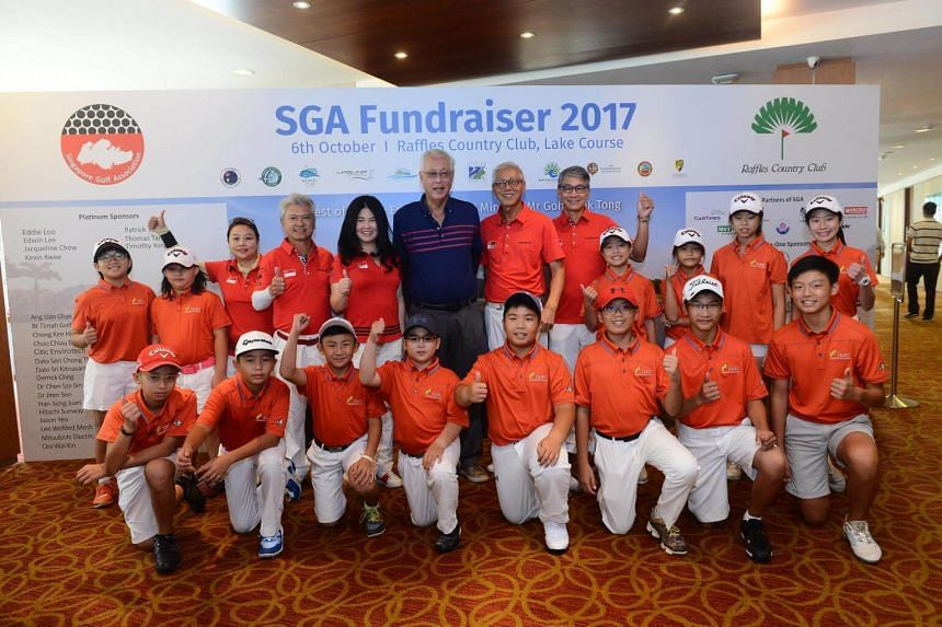 More than 200 guests and sponsors turned up in support of the occasion, including Emeritus Senior Minister Goh Chok Tong, who was the event's guest of honour.