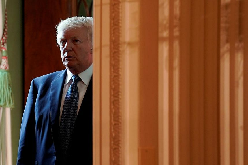 US President Donald Trump is also expected to roll out a broader US strategy on Iran that would be more confrontational.