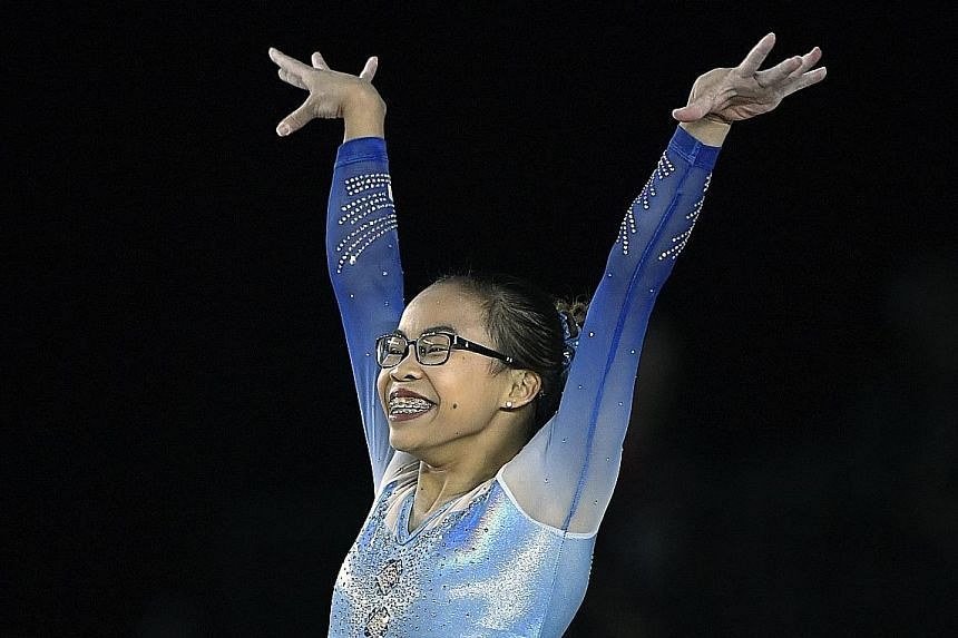 Debutante Morgan Hurd did not even expect to be in Canada, let alone win the gold. She was picked for the team only at a selection camp.
