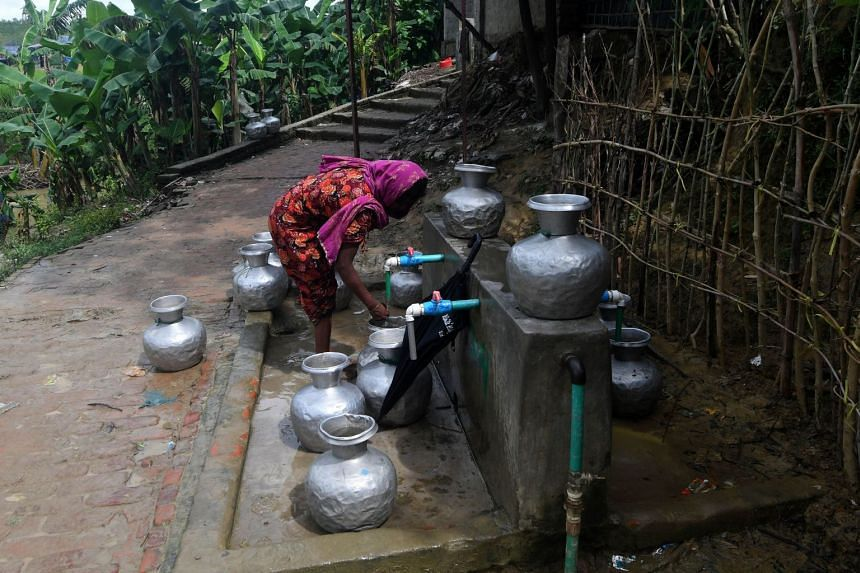 Lack of sanitation and clean water result in nearly 1.7 billion cases of childhood diarrhoeal disease every year.