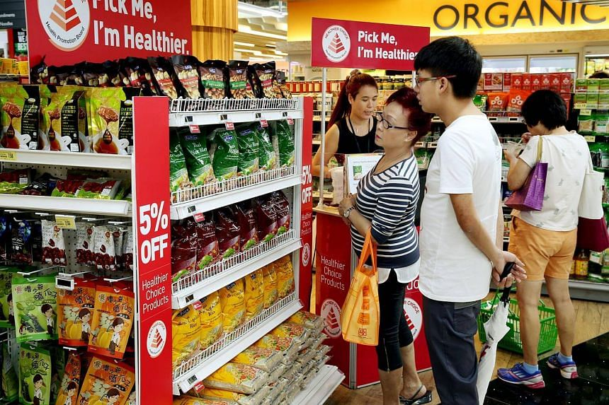 Experts warn that people should not take the Healthier Choice label as an indication that a product is intrinsically healthy.