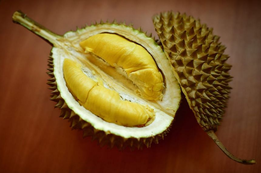 The Musang King durian. The scientists found that the prickly fruit has some 46,000 genes.