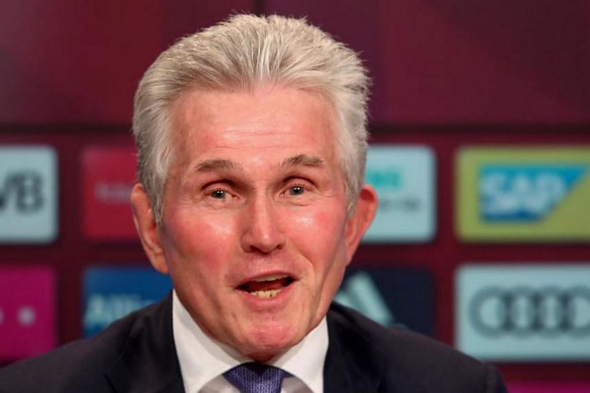 Bayern Munich's new coach Jupp Heynckes also coached Bayern from 1987-91 and briefly in 2009.