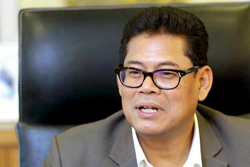 Datuk Zakaria Arshad was suspended in early June as the company investigated transactions at a subsidiary.