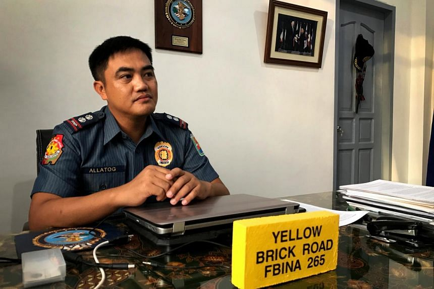 Of the thousands of Filipinos shot dead in Philippine President Rodrigo Duterte's self-proclaimed war, not a single man, woman or child fell on Police Chief Byron Allatog's watch, according to the local government.