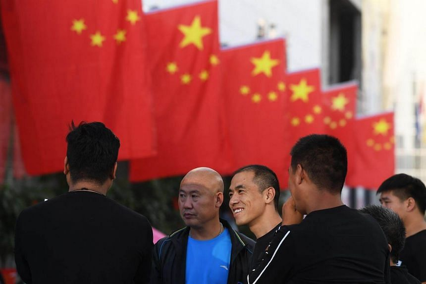Analysts have expected full-year growth would meet or exceed the government's target after China's economy expanded by a stronger-than-expected 6.9 per cent in the first half.