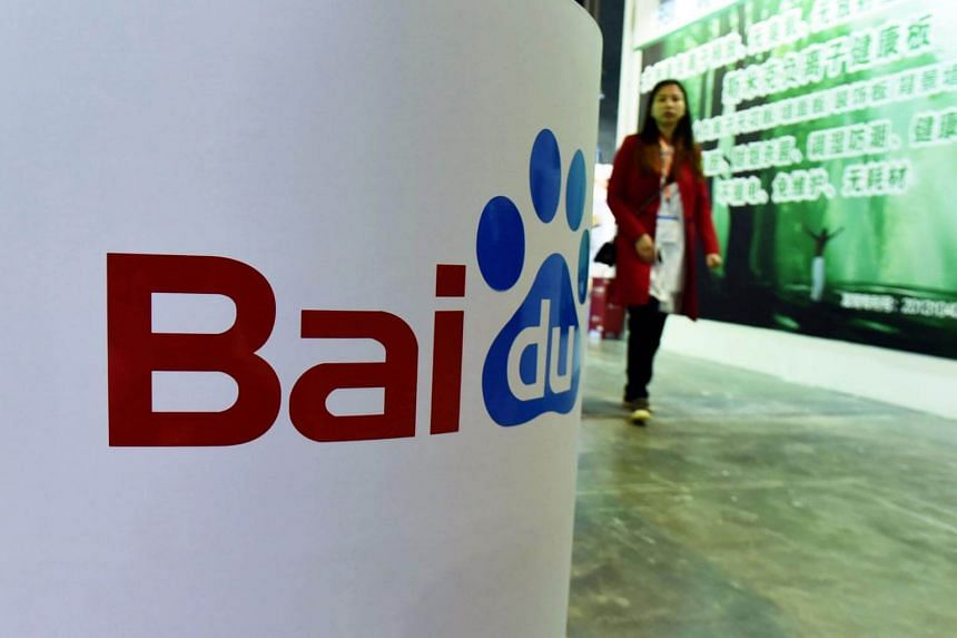 Baidu, one of the country's three largest Internet players, employs technology to spot potentially spurious information before turning to local agencies.