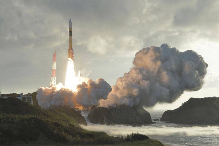 The fourth Michibiki satellite takes just over 28 minutes to reach orbit.