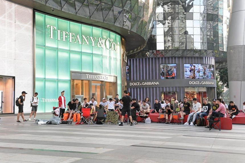 Tiffany and Co is among the founding members of the new centre, along with firms such as Microsoft, Harvey Norman, Ikea and Popular Holdings.