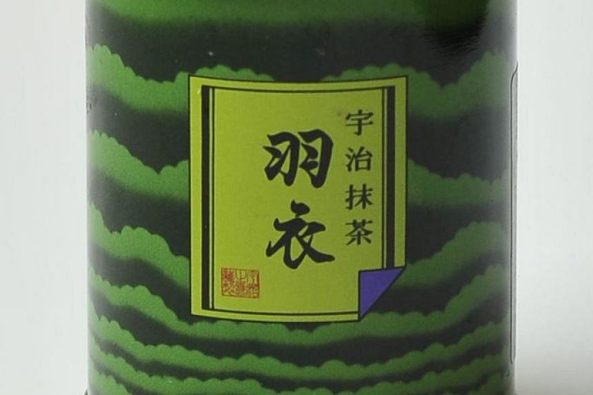 A can of matcha powder. It is fine to drink matcha but do not expect it to protect you from the disease, said Dr Tan Wu Meng, a consultant in medical oncology at Parkway Cancer Centre.