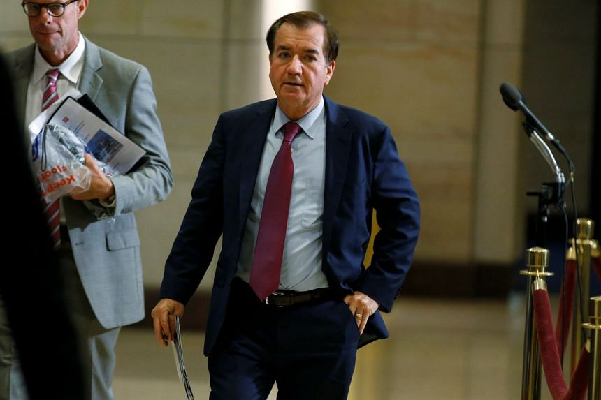 Chairman of the House Foreign Relations Committee Ed Royce (above) believes the deal should be enforced.