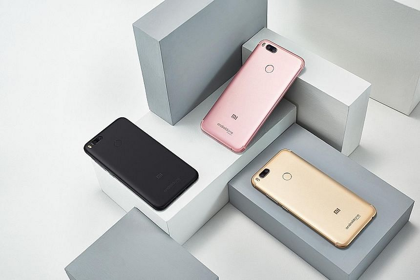 The $349 Xiaomi Mi A1 operates on the Snapdragon 625 processor and has a dual-lens camera. Most other smartphones which run on the same chip, like the Oppo R9s or the dual-lens Asus ZenFone Zoom S, cost well over $600.