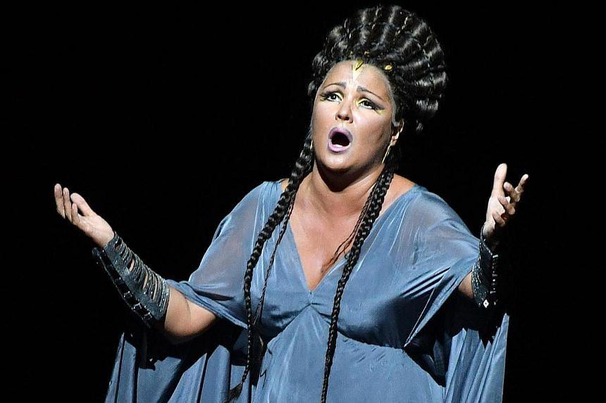 Russian soprano Anna Netrebko will star in the three productions.