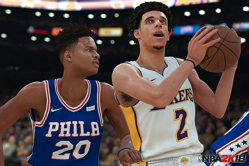 Realistic basketball simulation, but MyCareer mode a letdown, Games