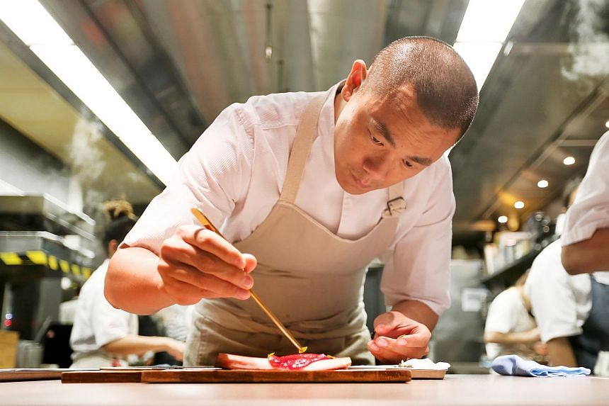 Chef Andre Chiang said he will return to Taiwan after the closure of Restaurant Andre, and pass on his knowledge to the next generation of young chefs in Taiwan and China.