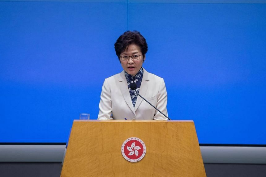 Hong Kong's Chief Executive Carrie Lam said details of a pilot scheme of 1,000 starter homes built on private land will be announced in mid-2018.