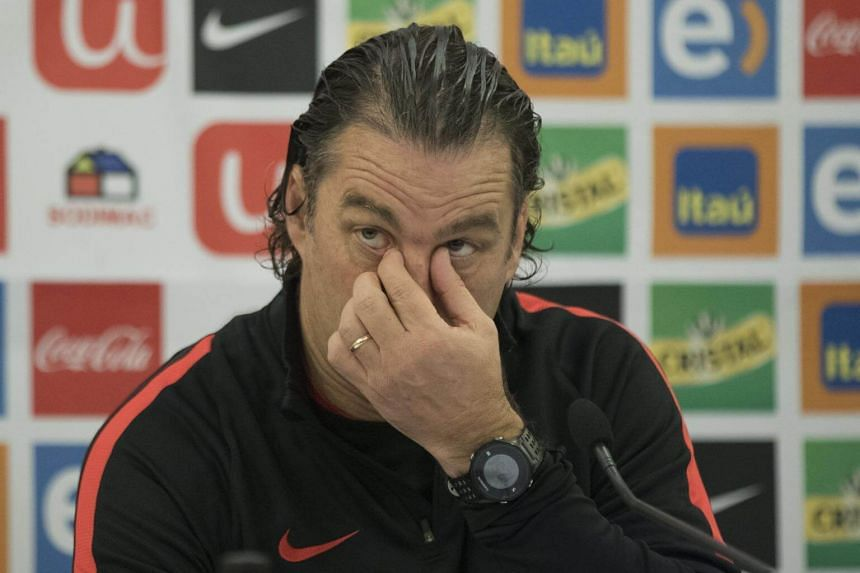 Juan Antonio Pizzi's contract was due to expire at the conclusion of the qualifiers and after Chile finished sixth in the 10-team group, he said there was no reason to discuss a new deal.