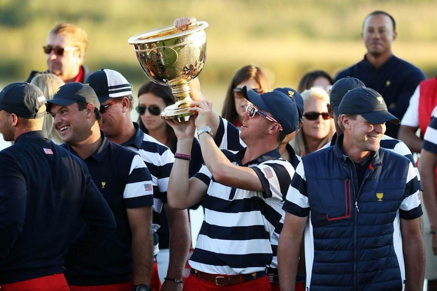 Justin Thomas will return to Malaysia after a dominant win at the Presidents Cup.