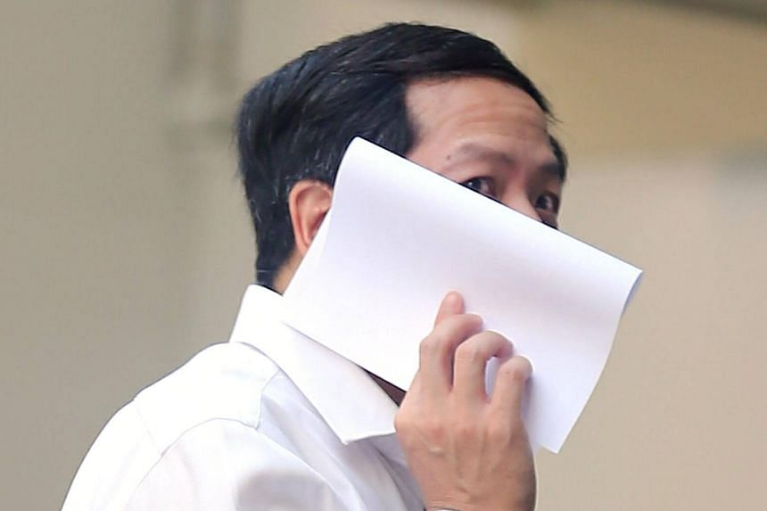 Lin Li Hao faces 40 charges of taking upskirt videos and one charge of having uncensored films.