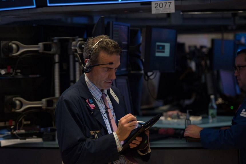 Consumer staples index rose 0.36 per cent. But those gains were offset by a 0.5 per cent drop in financials.