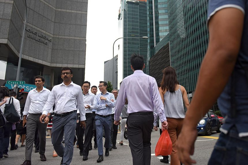 Companies can now tap a new government scheme to bring in trainers from overseas to give local workers skills and knowledge that are lacking or scarce in Singapore.