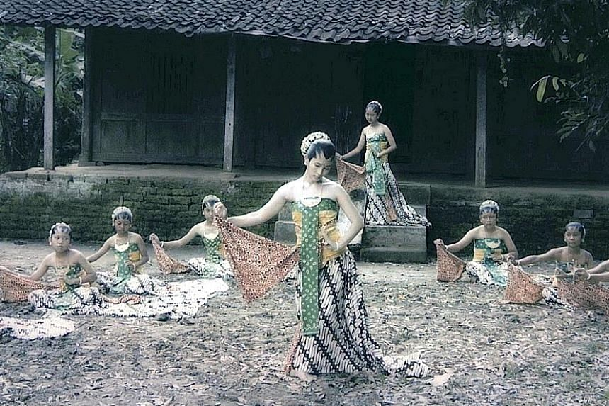 Stills from The Talisman (2016) by Hari Suhariyadi, which is part of the showcase Histories Of Tomorrow: Indonesian Cinema After The New Order.